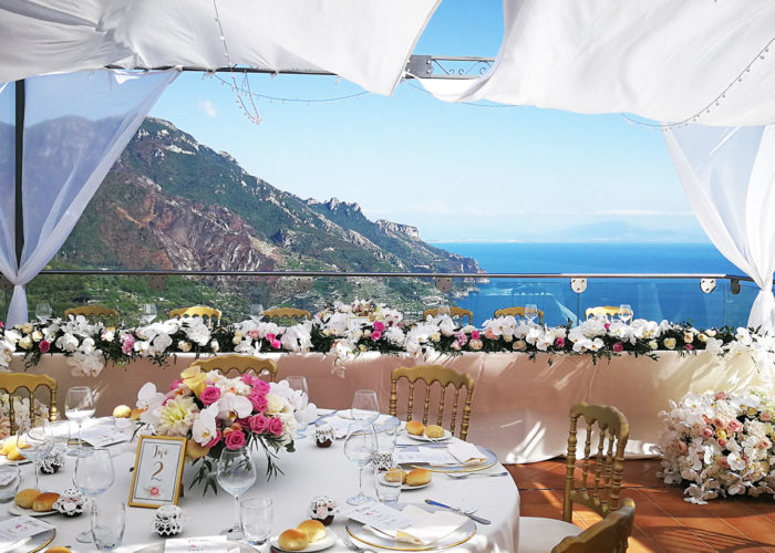 Wedding Venue Location Ravello Amalfi Coast Hotel Bonadies