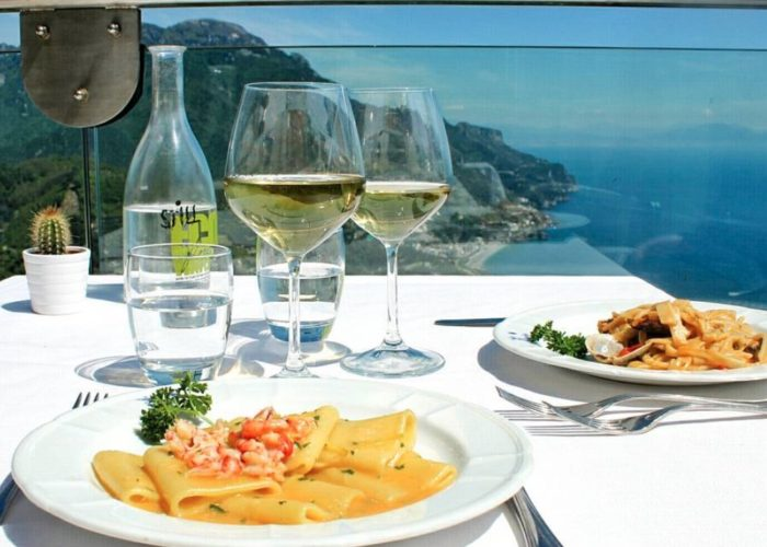 Bella Vista sul Mare - Restaurant in Ravello Amalfi Coast