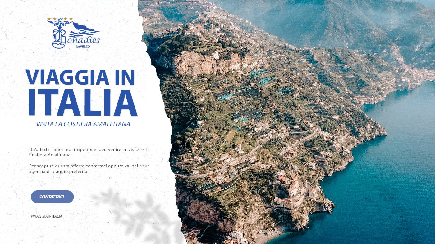 Offerta Hotel Costiera Amalfitana - Viaggia in Italia