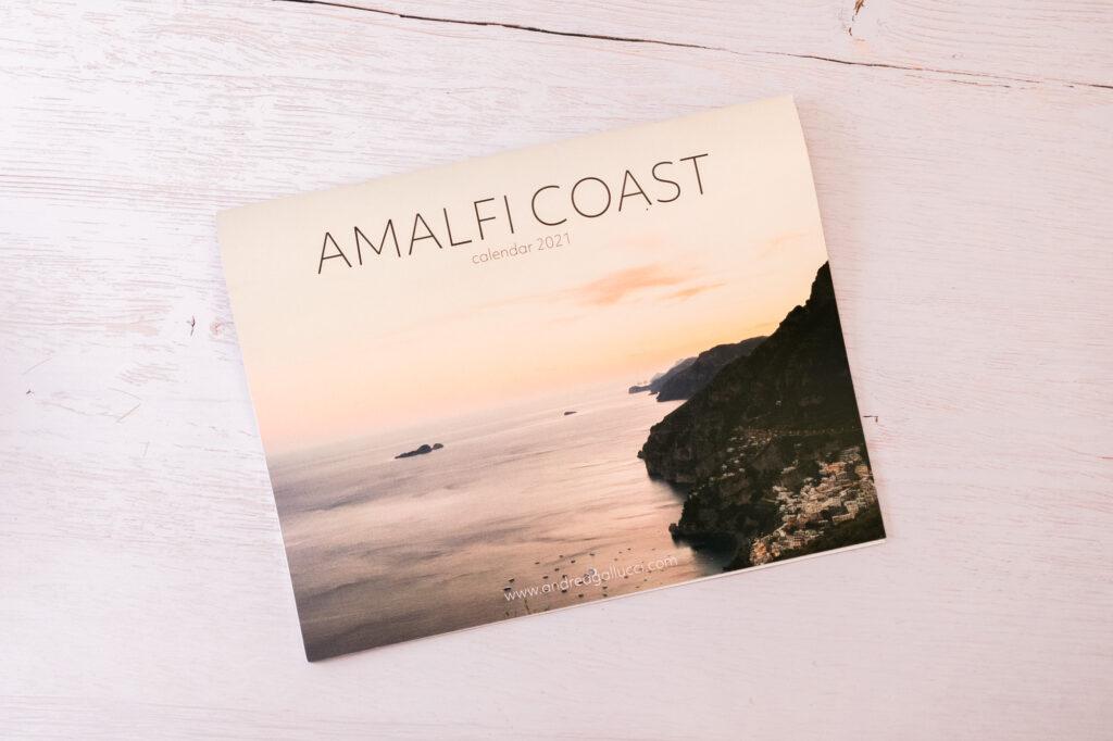 The Amalfi Coast Calendar 2021